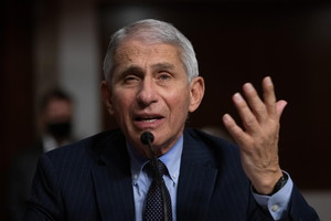 Anthony Fauci (ANSA)