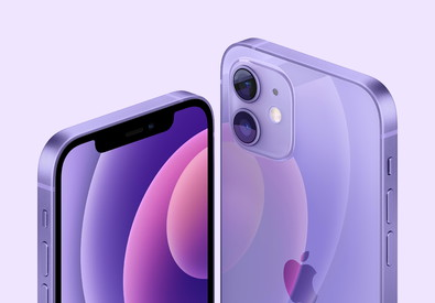Apple, arriva l'iPhone viola (ANSA)