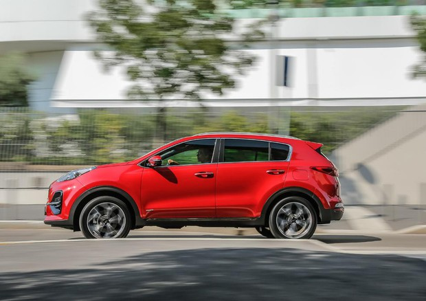 Kia Sportage ora anche ECO-Gpl con il GDI 1.6 127 Cv bi-fuel © Kia Press