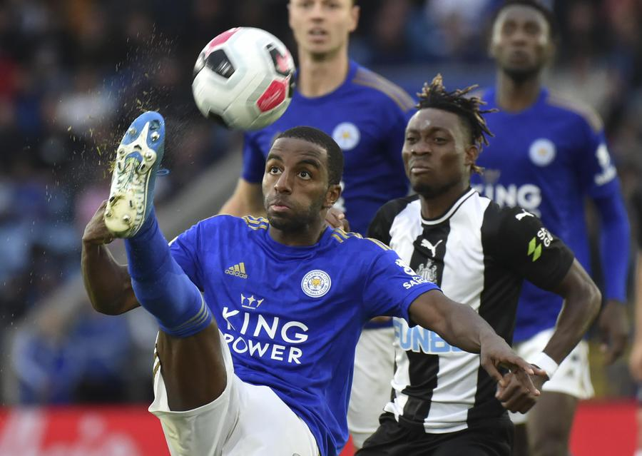Premier: Leicester-Newcastle 5-0 ©