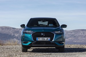 DS 3 Crossback, sistemi hi tech (ANSA)
